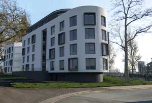 Studentenapartments Paderborn